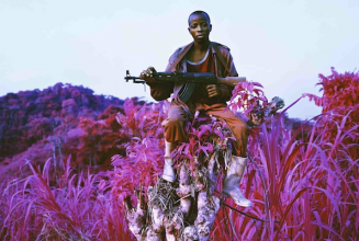 Gallery: Preview Richard Mosse&#8217;s powerful photo exhibition <em>The Enclave</em> at The Vinyl Factory