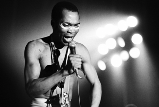 Hear Fela Kuti's first ever recording, unearthed after over fifty years