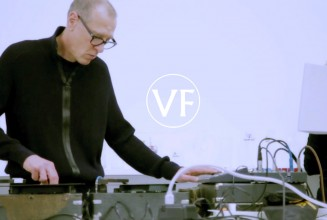 Watch a trailer for our forthcoming film on Christian Marclay and The VF Press at White Cube