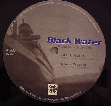 Octave One - Blackwater (Alter Ego Remixes)