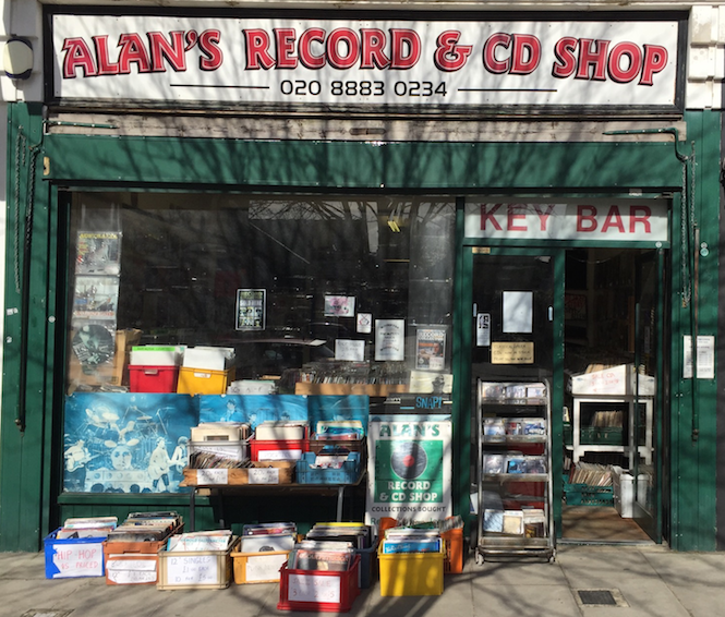 Alans Records