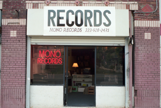 New photography book chronicles 50 record stores in California