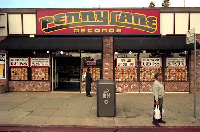 Penny Lane Records