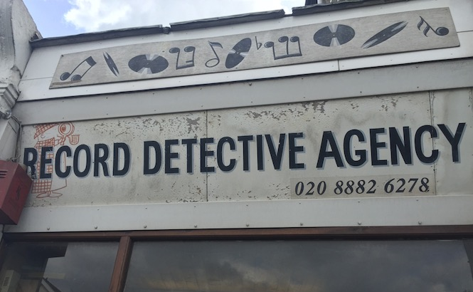 Record Detective Agency