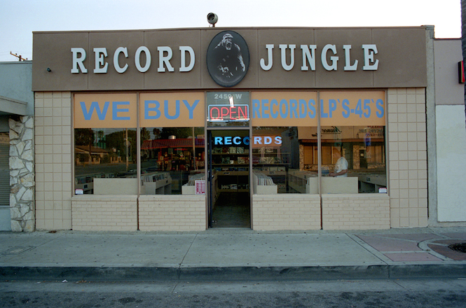 Record Jungle
