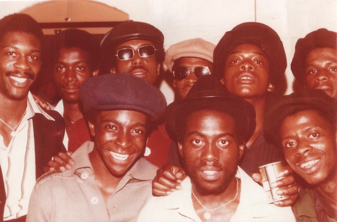 3. Enterprise Imperial HiFi sound system and friends, circa 1977
