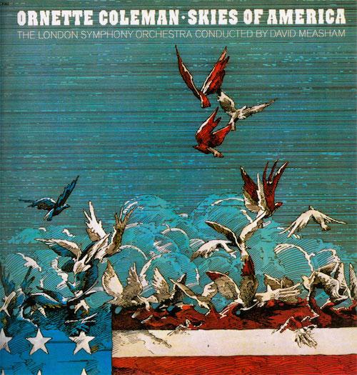 1972OrnetteColemanSkiesofAmerica