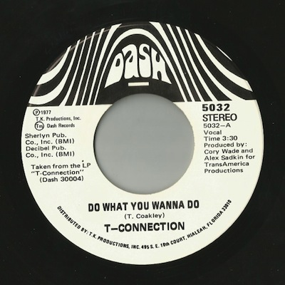 t connection