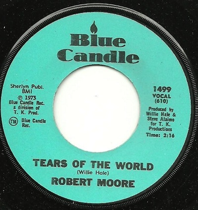 tears of the world