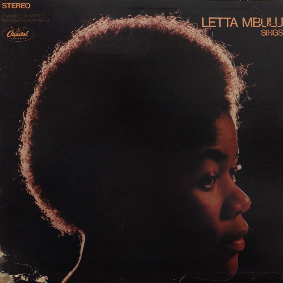 Letta Mbulu Sings
