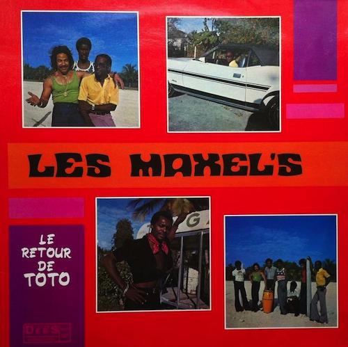 Les Maxel's - Le Retour De Toto
