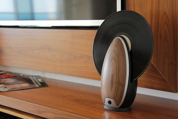 8 Outrageous Vertical Turntables That Pit Vinyl Against