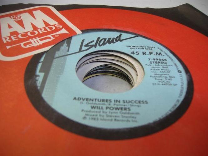 adventures in success_45s