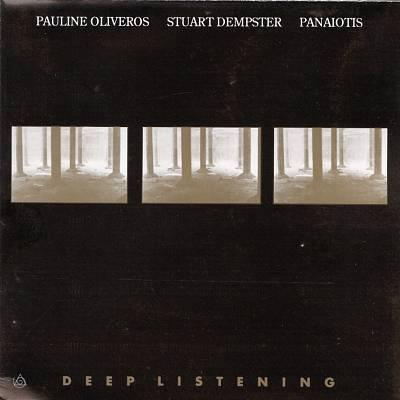 pauline oliveros deep listening