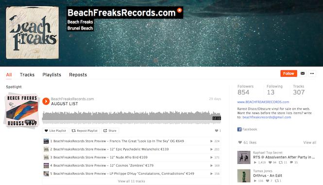 Beach Freaks