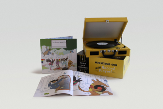 Jack White's Third Man Records create portable children's turntable for new kids' compilation