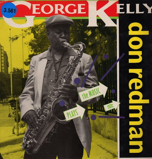 george kelly don redman