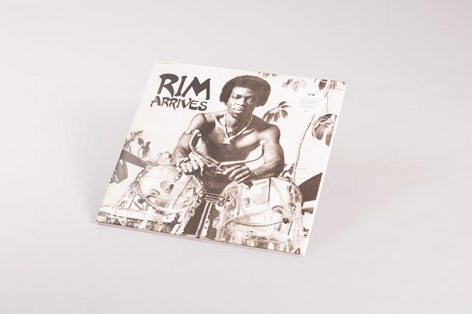 The Vinyl Factory Rim Kwaku Obng vinyl release