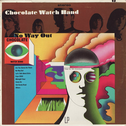 chocolatewatchband