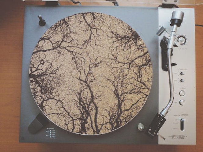 Check Out And Buy These Laser Etched Cork Slipmats The