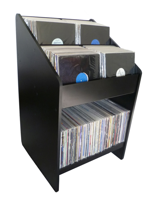 Bored of ikea 12 alternative ways to store your records for Ikea lp storage