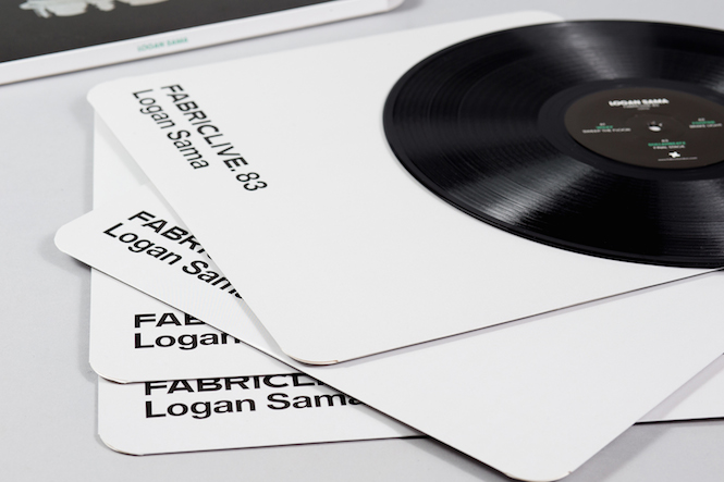 © The Vinyl Factory, Fabric Live 83, Logan Sama Vinyl Release, Photography Michael Wilkin