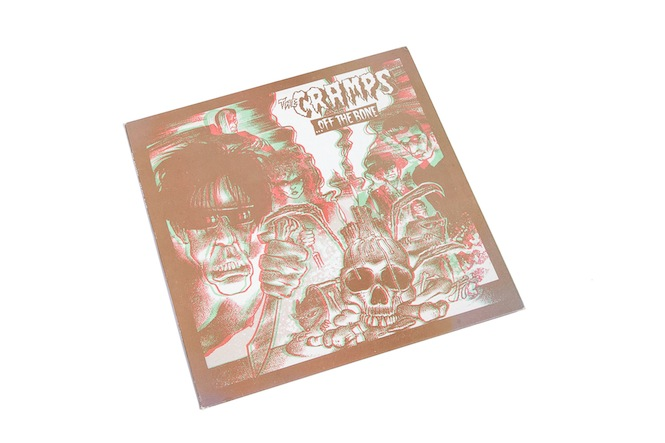 The Vinyl Factory Kev Foakes DJ Food 3D Record Vinyl Sleeves
