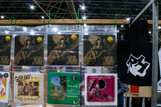 © The Vinyl Factory, Utrecht Mega Record Fair 2015, Photography by Amar Ediriwira