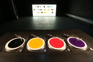 Carsten Nicolai to exhibit multi-turntable installation in Japan next month