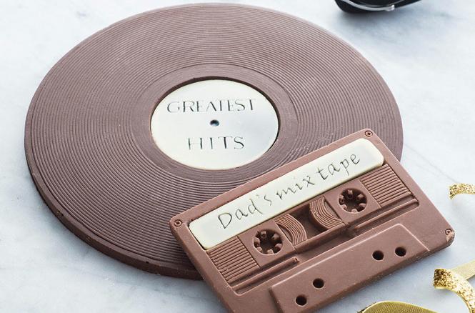 Chocolate vinyl
