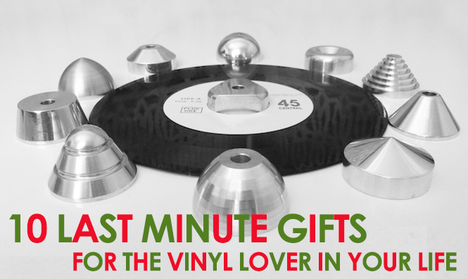 10 Last Minute Christmas Gifts For The Vinyl Lover In Your