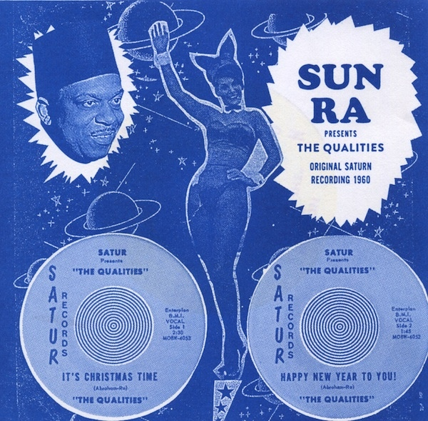 The Strange Story Of Sun Ra S Lost Doo Wop Christmas Hit
