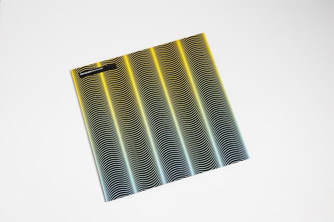 Few Nolder 'New Folder' LP cover (Planet Mu)