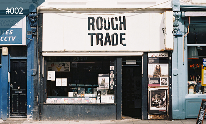 Rough Trade Record Shops