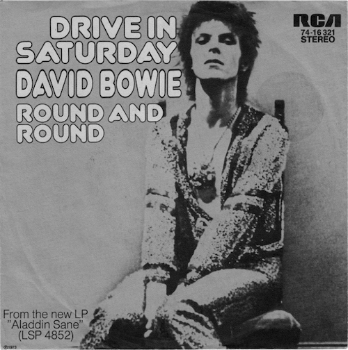 David Bowie_Drive In Saturday