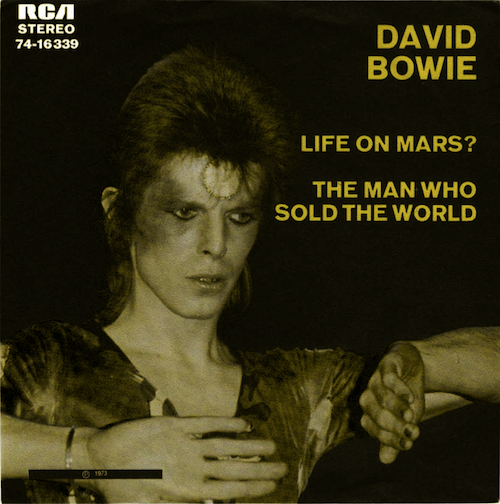 David Bowie_Life On Mars