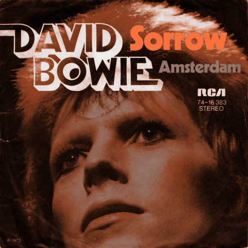 David Bowie_Sorrow