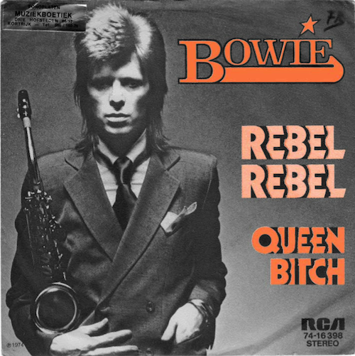 david bowie_rebel rebel
