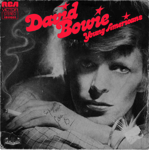 Gallery: The art of David Bowie on 7