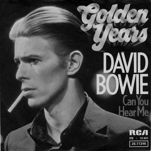 david bowie_golden years