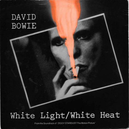 david bowie white light white heat