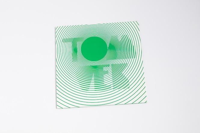 Tom Vek 'Nothing But Green Lights' 12_ cover