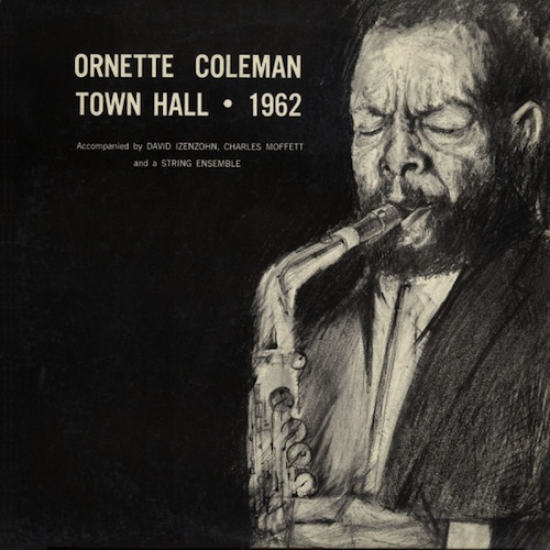 ornette coleman_town hall 1962