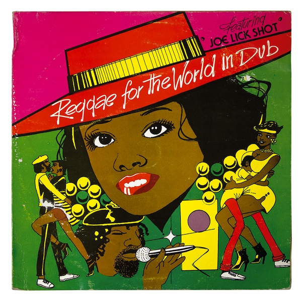 08-Reggae-For-The-World-In-Dub-Featuring-Joe-Lickshot-Various-Artistes-Scar-Face-1986-Wilfred-Limonious-In-Fine-Style-One-Love-Books copy