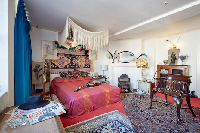1. The main room of 23 Brook Street, now Handel & Hendrix in London. Credit Michael Bowles-Handel & Hendrix in London copy