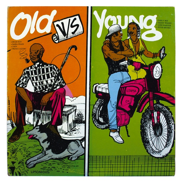 12-Old-vs-Young-Various-Artistes-Ujama-1987-Wilfred-Limonious-In-Fine-Style-One-Love-Books copy