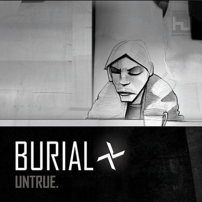 burial-untrue-hyperdub-vinyl-repress
