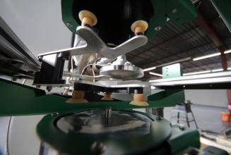New machines developed to speed up vinyl pressing