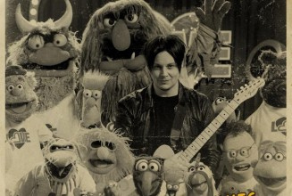 Jack White and The Muppets cover Stevie Wonder on 7″ vinyl